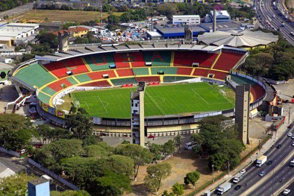 Estádio da Portuguesa de desportos