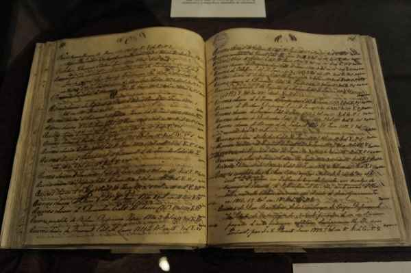 A Carta Magna foi encomendada pelo imperador D. Pedro I, proclamador da independência do Brasil do Reino Unido de Portugal, Brasil e Algarves