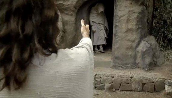 Lázaro, vem para fora