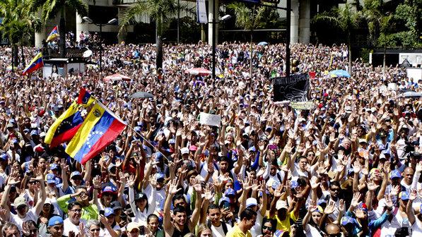 Alejandro Peña Esclusa é o presidente da Fuerza Solidaria, a ONG que organizou os protestos populares contra o governo Hugo Chávez e Nicolás Maduro na Venezuela