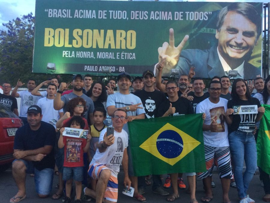 Da Onda Conservadora à Solução Jair Bolsonaro 1