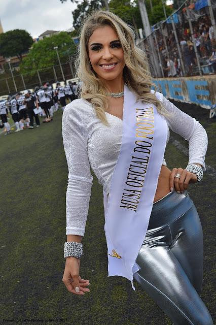 Fernanda Martinelli, Musa Brasileira do Futebol Americano 3