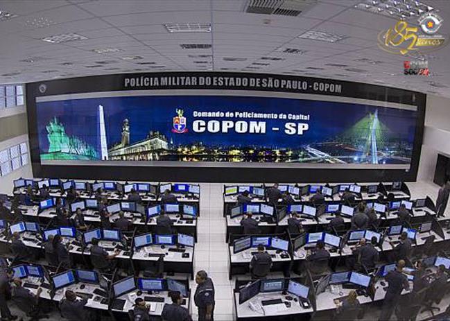 A Policia Militar do Estado de São Paulo conta ainda com o sistema de gestão batizado comoGESPOL