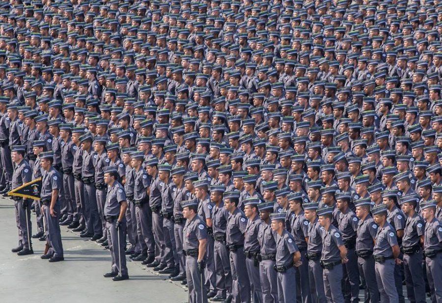 História da Polícia Militar do Estado de São Paulo 13