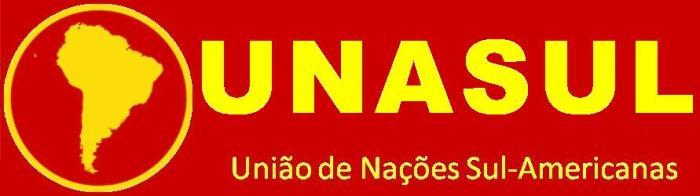 A UNASUL, União de Nações Sul-Americanas é uma organização intergovernamental composta pelos doze países da América do Sul e foi fundada dentro dos ideais de integração destes países para fortalecer a formação do tão sonhado Bloco socialista americano