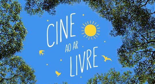 Primeiro Cine ao Ar Livre começa nesta segunda-feira, dia 19 de fevereiro