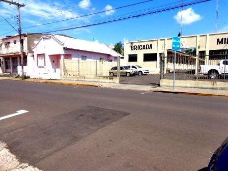 Alegrete-RS: BM toma conta de espaço público 4