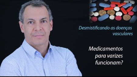 Medicamentos aliviam sintomas em pacientes com varizes 10