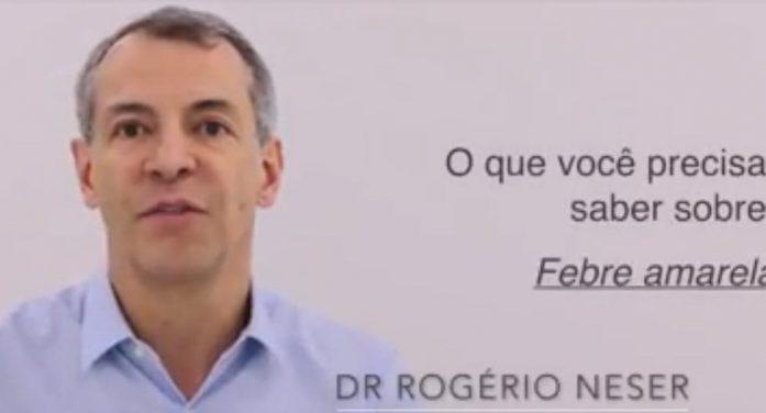 Sintomas da febre amarela dependem da gravidade da doença