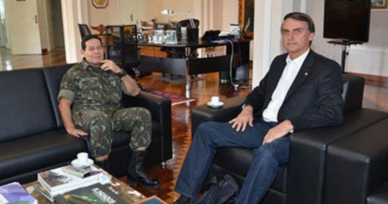 Um exemplo dessa identidade de ideias é a defesa da memória do coronel Carlos Alberto Brilhante Ustra, que chefiou o DOI-Codi do II Exército, em São Paulo, no tempo do Regime Militar
