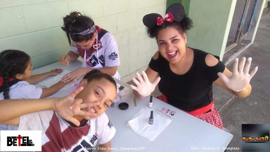Projeto social Papo Reto realiza evento Família na Escola 4