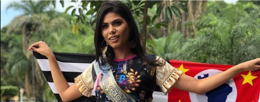 Miss Victória Ribeiro, Expressão de Beleza da Mulher Paulista 7