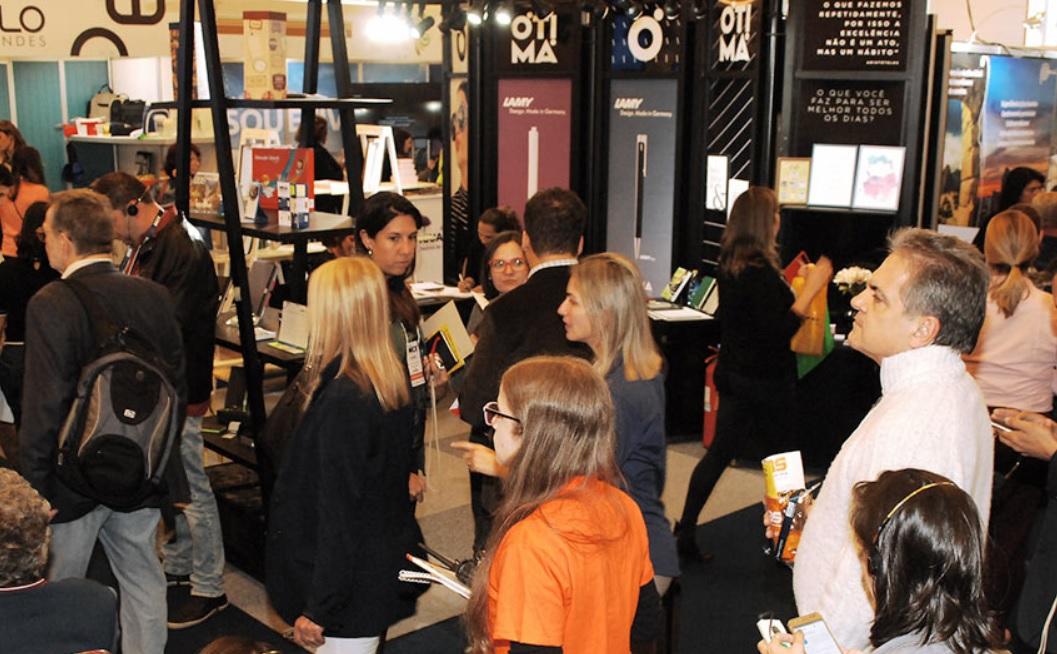Criatividade e novidades prometem surpreender na Feira EBS 9
