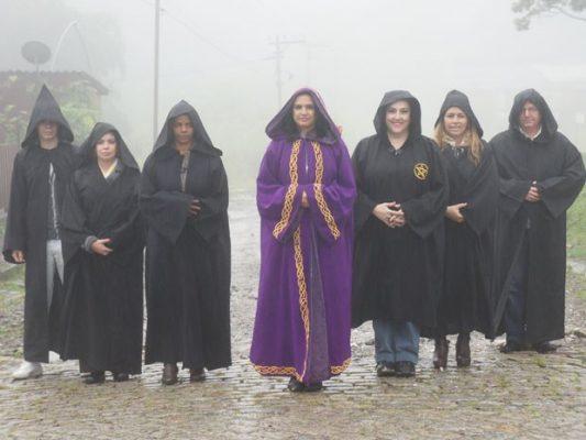 Convenção das Bruxas agita Paranapiacaba no final de semana 1
