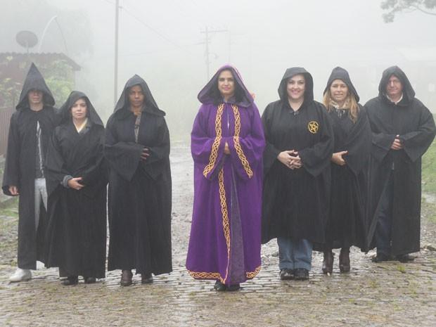 Convenção das Bruxas agita Paranapiacaba no final de semana 13